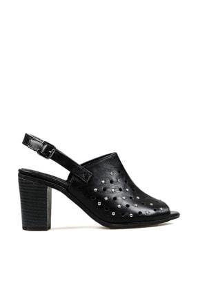 Hammer Jack Sıyah Kadın Ayakkabı 538 114-z