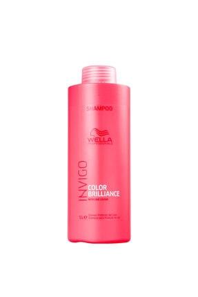 Wella Invigo Color Brilliance 1000 ml Şampuan Boyalı Saçlara Özel