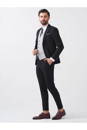 Mcr Kombinli Klasik Takım Elbise