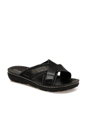 PANAMA CLUB Lx-4946 Siyah Erkek Klasik Ayakkabı