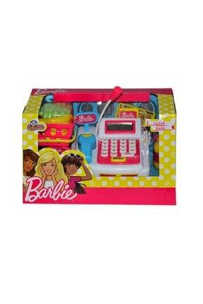 Barbie Vardem Aksesuarlı Yazarkasa Bb-3220a