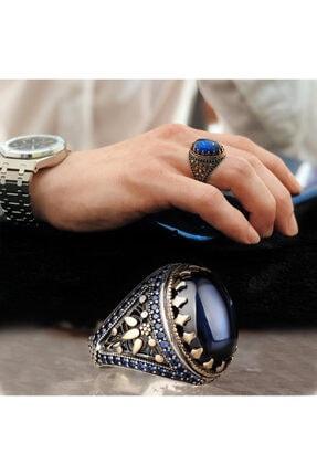 KsrModa Zirkon Taşlı 925 Ayar Gümüş Yüzük