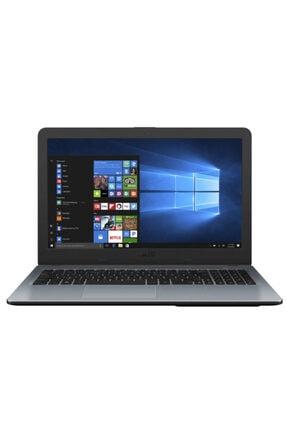 """ASUS X540ba-gq782 A9-9425 4gb 256gb Ssd Radeon R5 15.6"""" Dos Gümüş Notebook"""