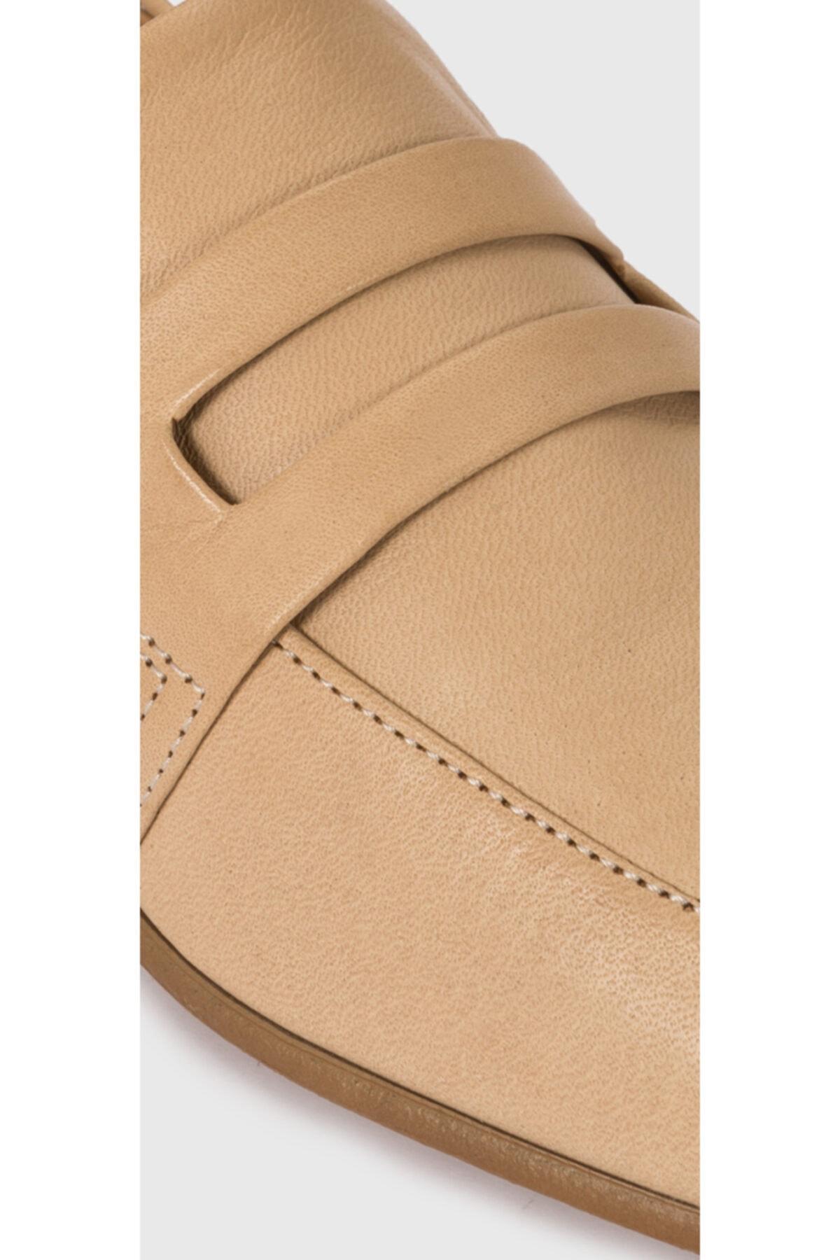 Aldo Kadın Taba Yuvılle Loafer Ayakkabı 2