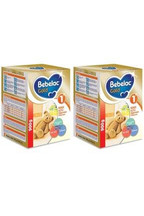 Bebelac Gold 1 Bebek Sütü 900x2 Gr 0-6 Ay