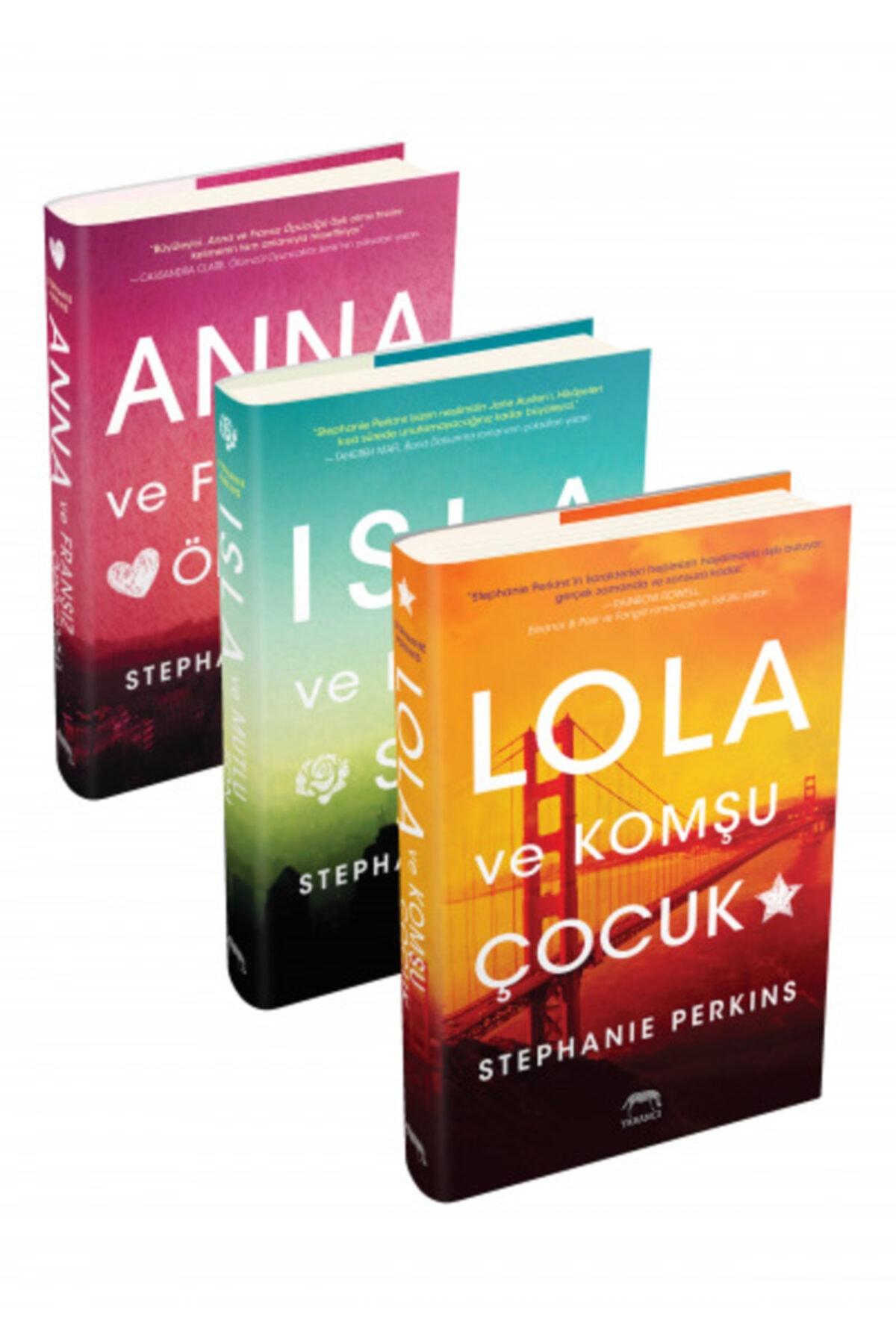 Yabancı Yayınevi Anna, Lola Ve Isla 3 Kitap Takım 1