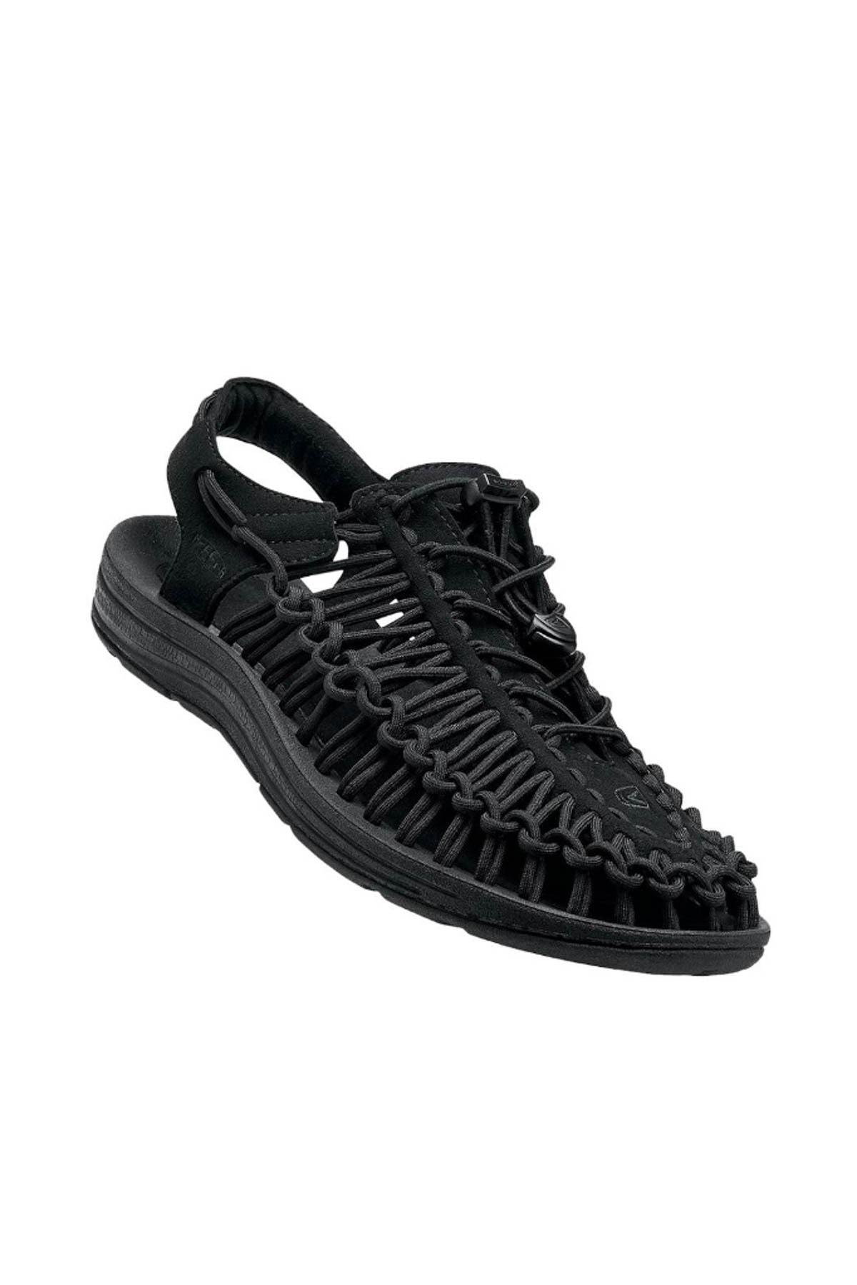 Keen Uneek Erkek Sandalet Siyah 2