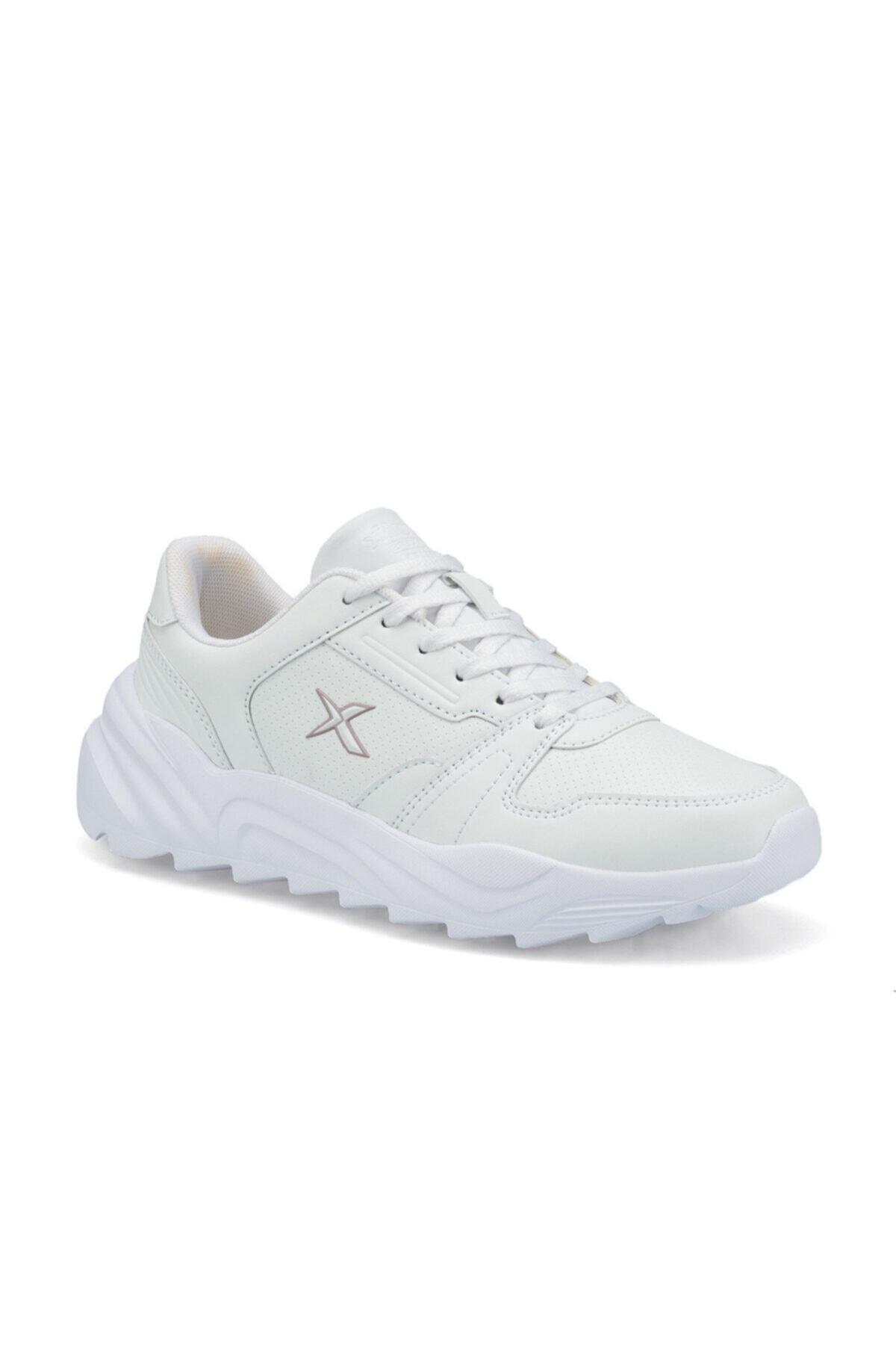 Kinetix PRIMUS W Beyaz Kadın Sneaker Ayakkabı 100484275 1