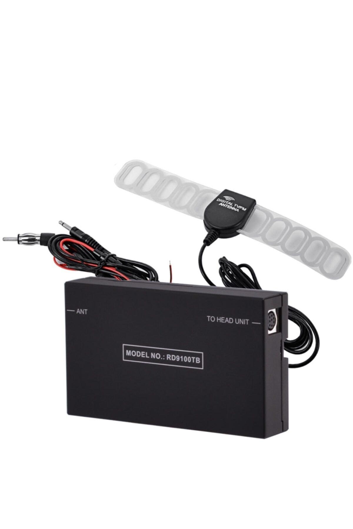 Roadstar Rd9100n Rd9120vw Rd9200u Tv Tuner Ve Tv Anteni 1