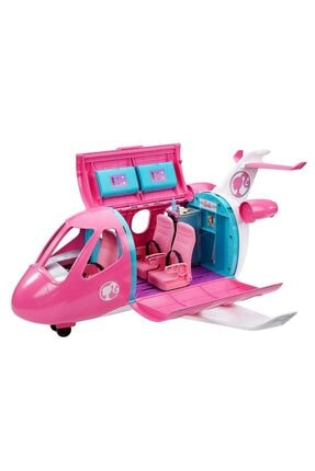 Barbie Mattel Seyahat 'nin Pembe Uçağı Gdg76