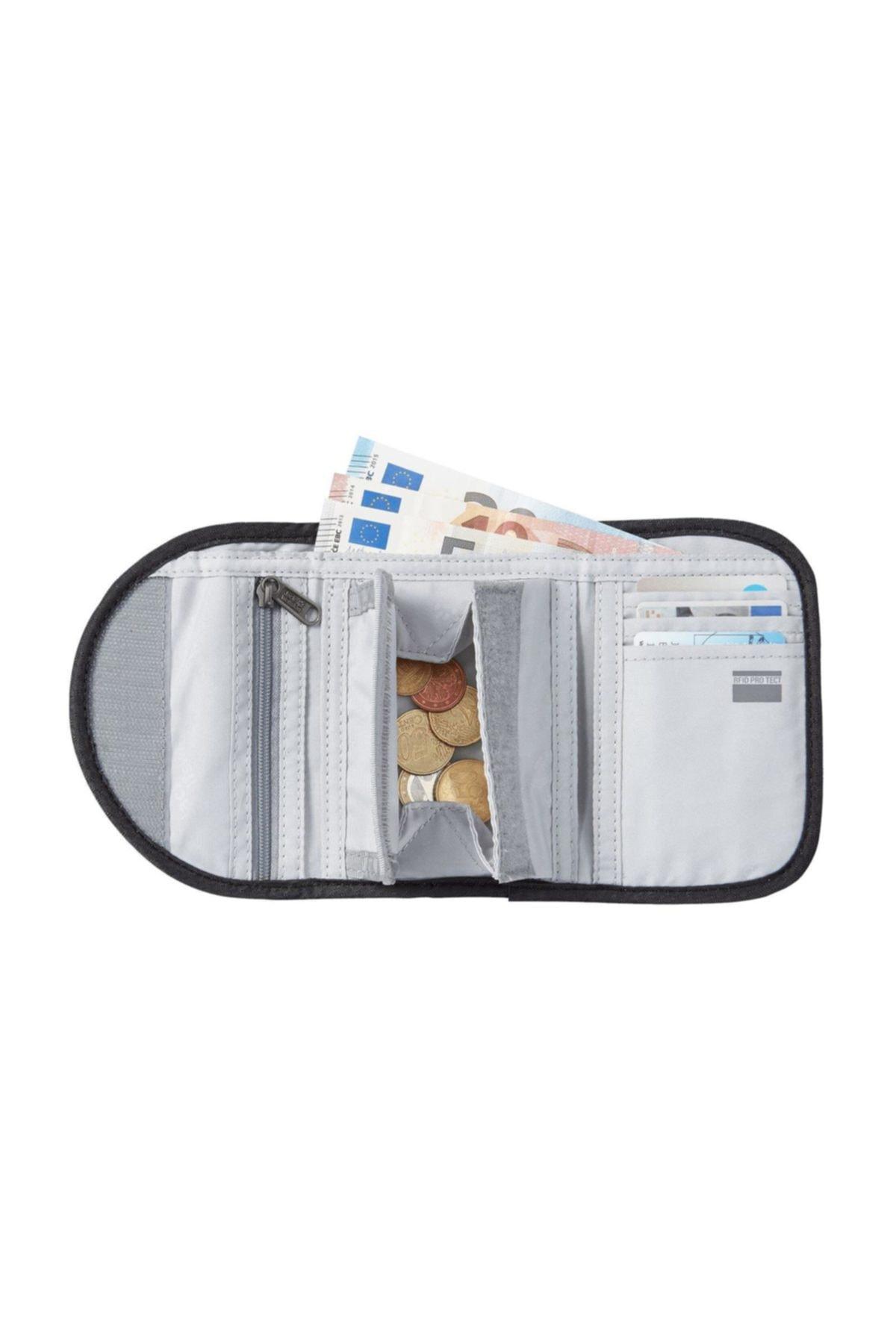 Jack Wolfskin Unisex Cashbag Cüzdan - 8006561-6350 2