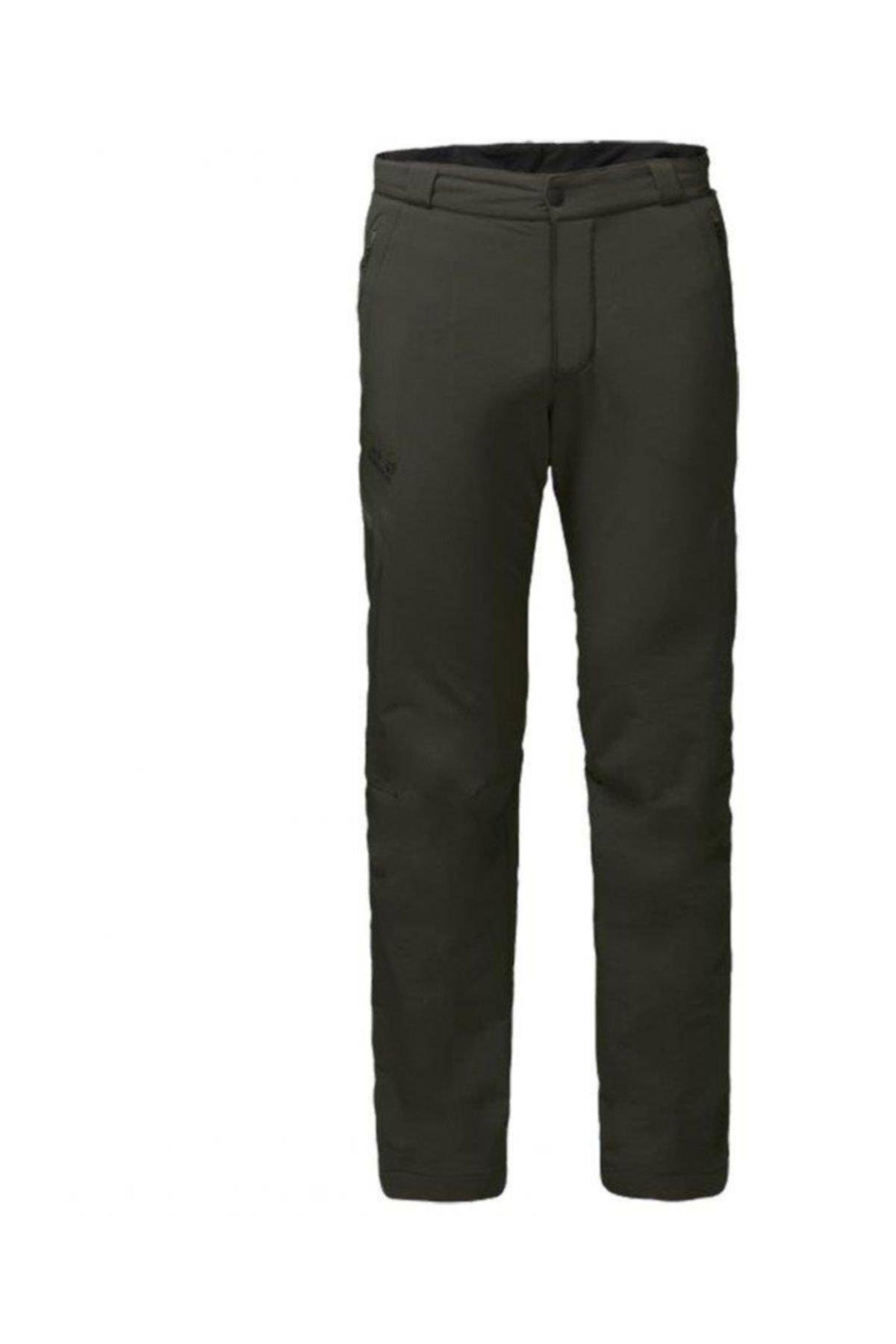 Jack Wolfskin Activate Thermic Pants Erkek Pantolon - 1503601-5515 1