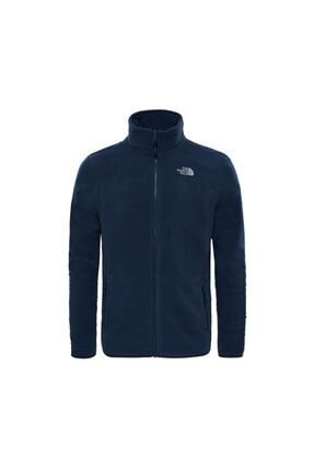 THE NORTH FACE 100 Glacier Full Zip Erkek Polar - T92UAQU6R