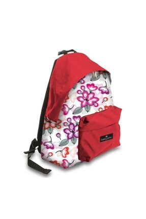 Faber Castell Basıc Çanta Floral