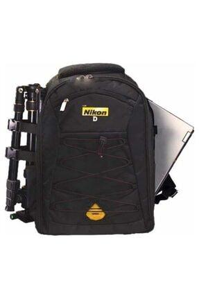 NİKON Laptop Bölmeli Sırt Çantası D5500 D3300 D5300 D5200 D3200