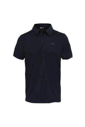 THE NORTH FACE Tanken Polo Erkek T-Shirt Siyah