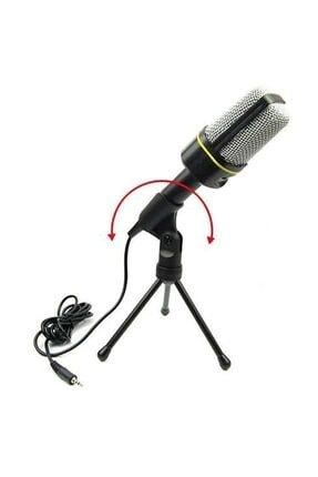AldımGeldi Gürültü Azaltıcı Mikrofon Sf920 Tripodlu Condenser Kayıt Kondenser