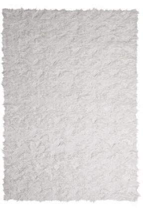 Prizma Micropost Beyaz Halı