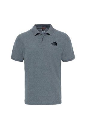 THE NORTH FACE Erkek T-Shirt - Polo Pike Erkek Tişört - T0CG71LXS