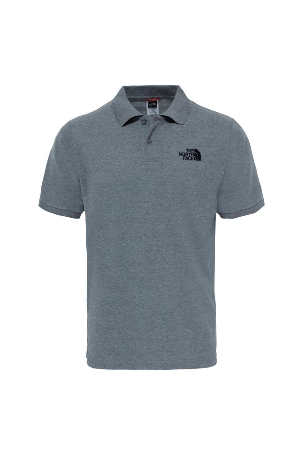 THE NORTH FACE Erkek T-Shirt - Polo Pike Erkek Tişört - T0CG71LXS 1