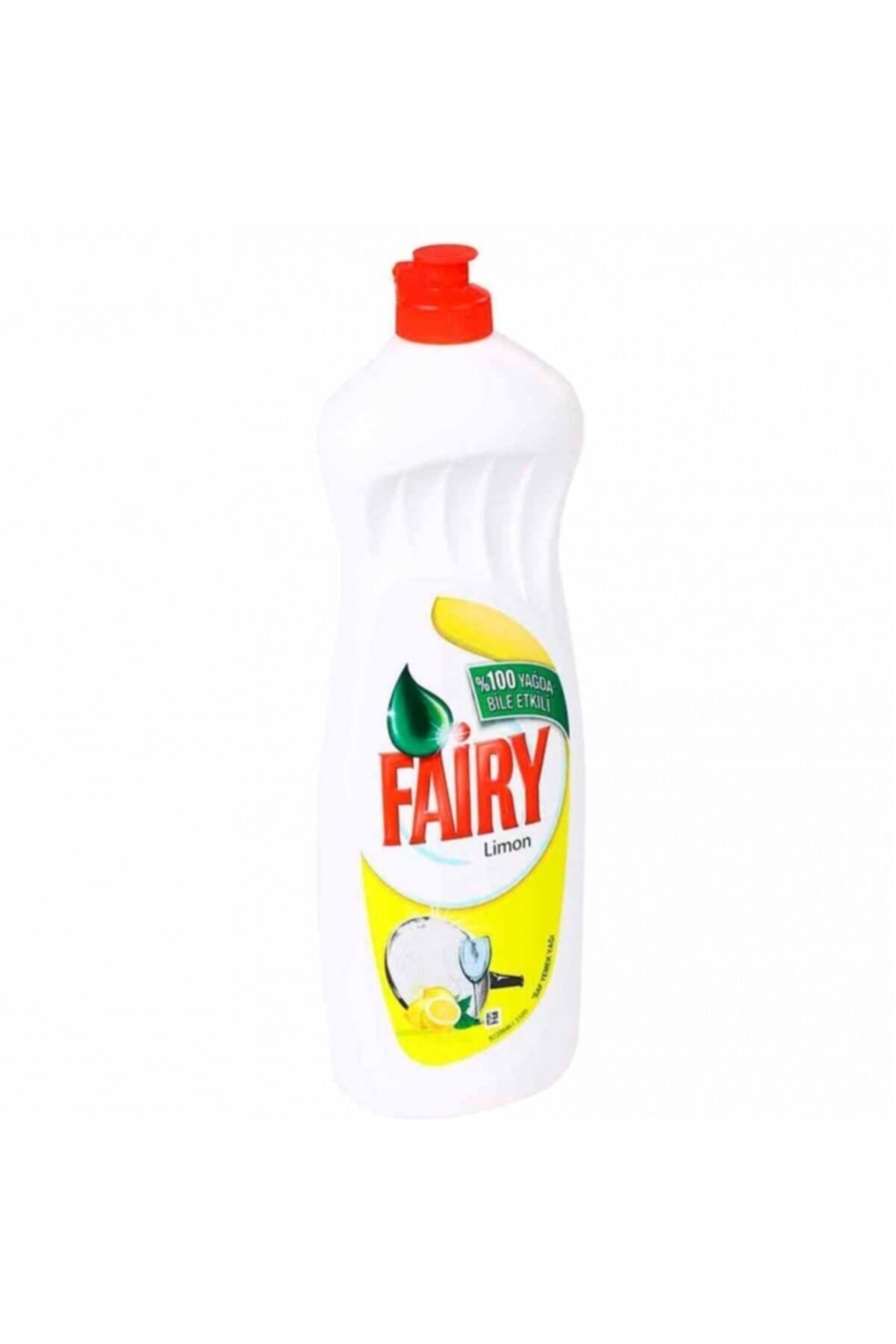 Fairy Sıvı Bulaşık Deterjanı 650 ml Limon 20'li Koli 1