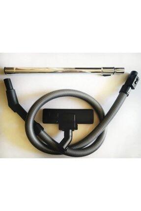 Arçelik S 4120 Kanguru Hortum Emici Başlık Teleskopik Boru 3 Set