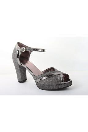 Almera 1552 Kadın Topuklu Ayakkabı