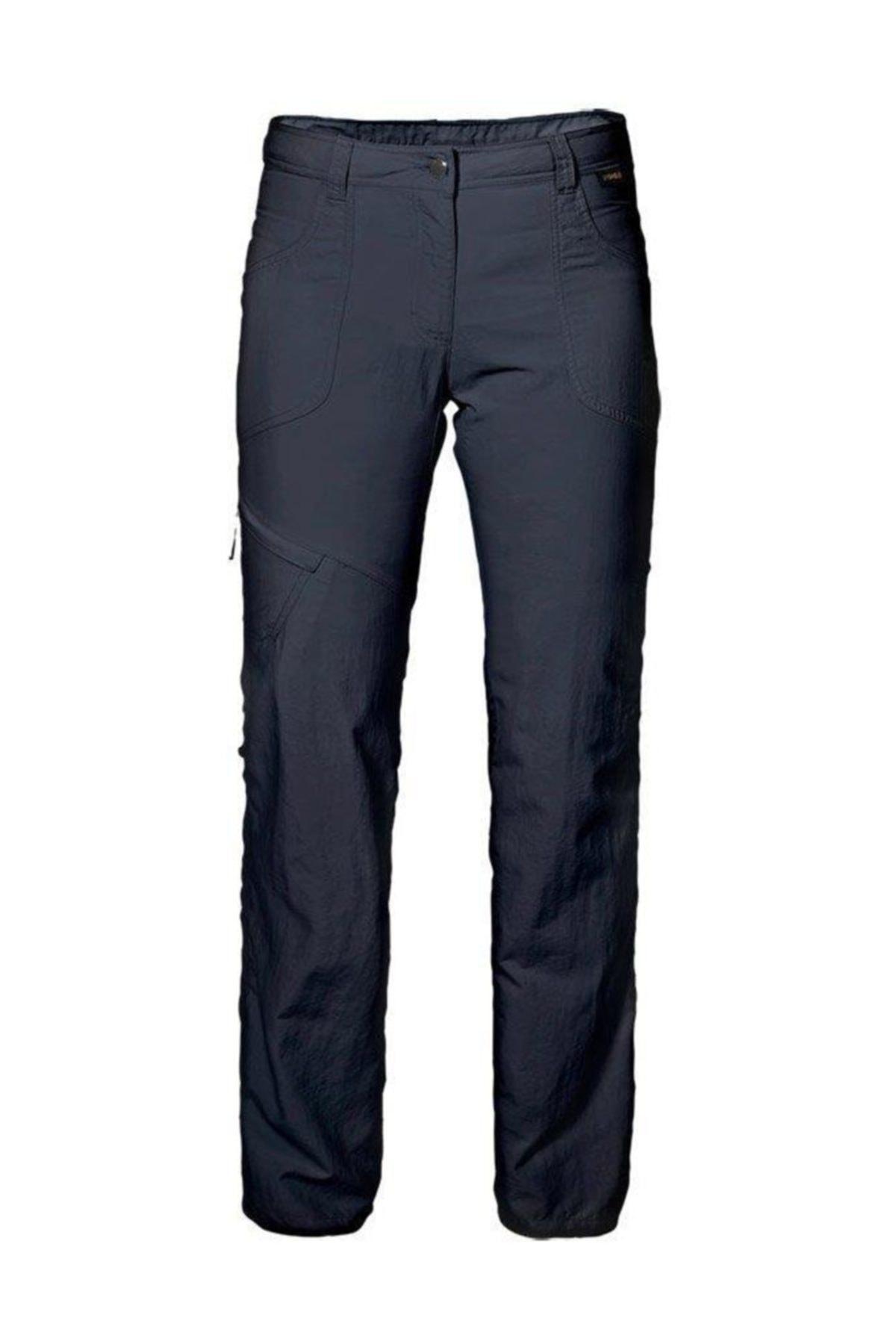 Jack Wolfskin Marakech Roll Up Kadın Pantolon - 1503691-1910 1