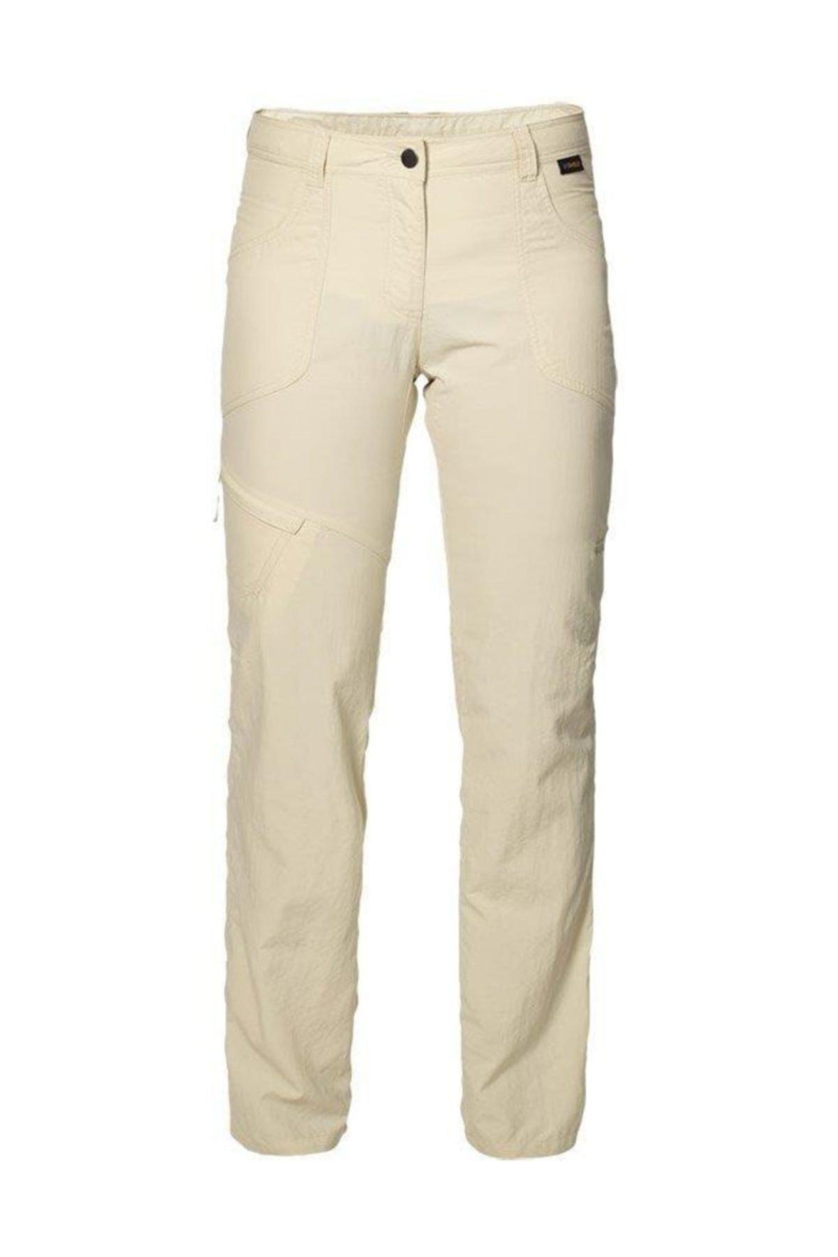 Jack Wolfskin Marakech Roll Up Kadın Pantolon - 1503691-5017 1