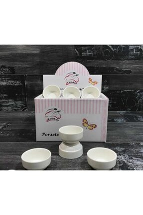 Cooker Porselen Reçellik Ckr2717-6 Adet