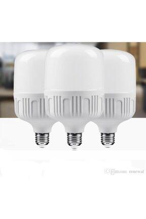 Artı 28w 3 Adet Led Torch Ampul Yüksek Işıklı Led Lamba E27 Duy Beyaz Led
