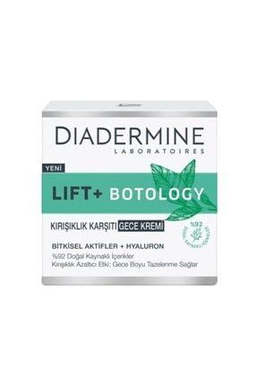 Diadermine Lift+ Botology Gece Kremi 50 ml
