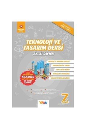 Yetsis Yayınları Yetsis 7. Sınıf Teknoloji Ve Tasarım Akıllı Defteri
