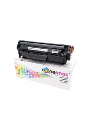 tonermax Hp 12a / Q2612a / 1010/1012i/1015/1018/1020/1022 Muadil Toner