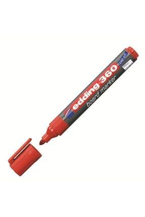 Edding 360xl Beyaz Tahta Kalemi Kırmızı