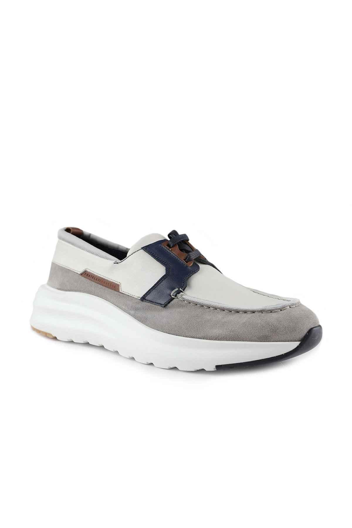 Fratelli Rossetti Erkek Sneaker Ayakkabı 2