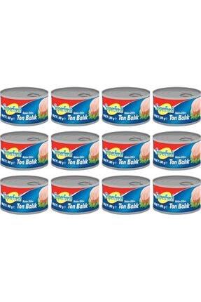 SuperFresh Klasik Ton Balığı Bütün Dilim 80 Gr X 12 Adet
