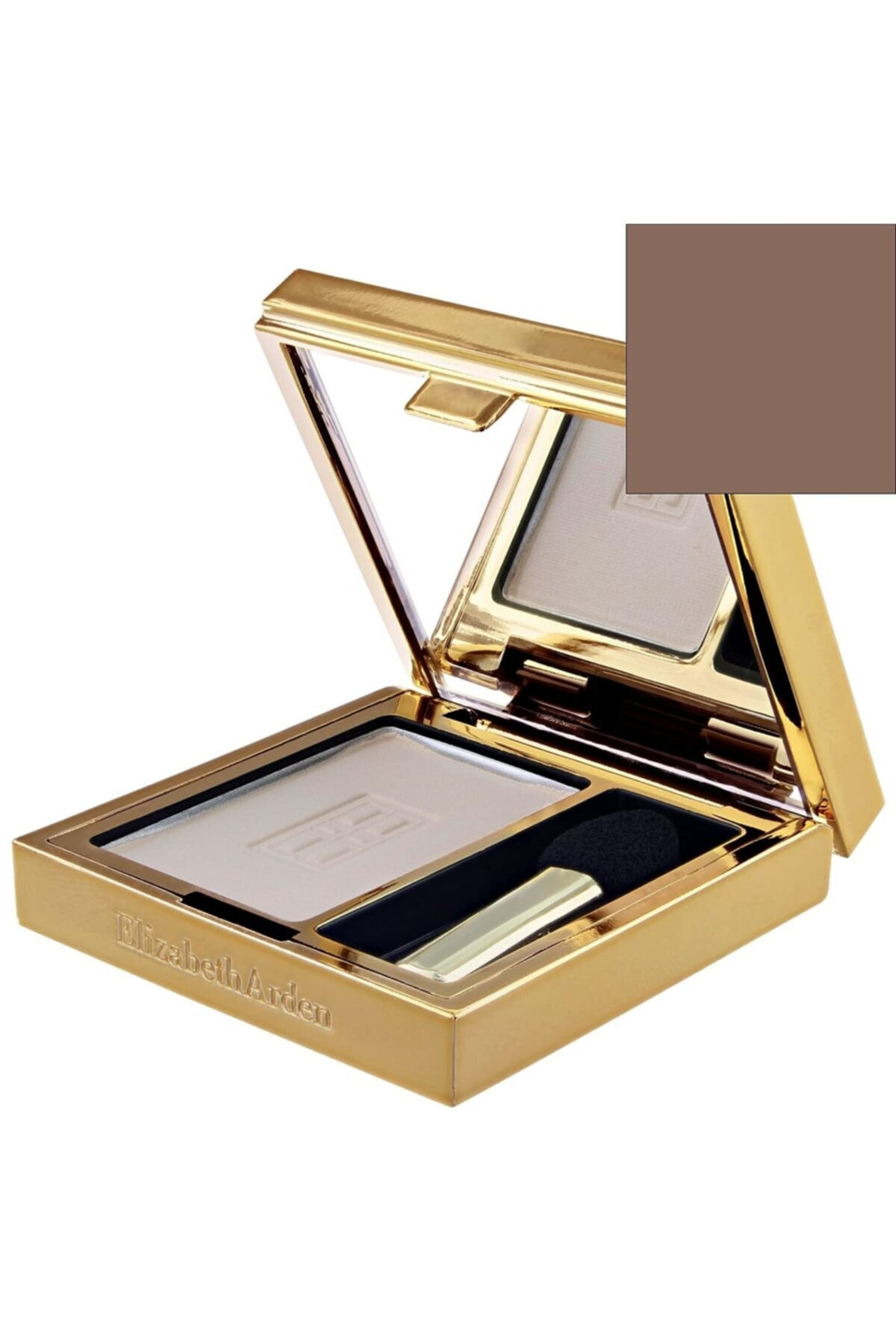Elizabeth Arden Beautiful Color Eye Shadow Duos Two Color Chocolate 1
