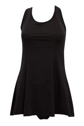 DeFacto Kadın Siyah Basic Regular Fit Mayo M9782AZ.20SM.BK27