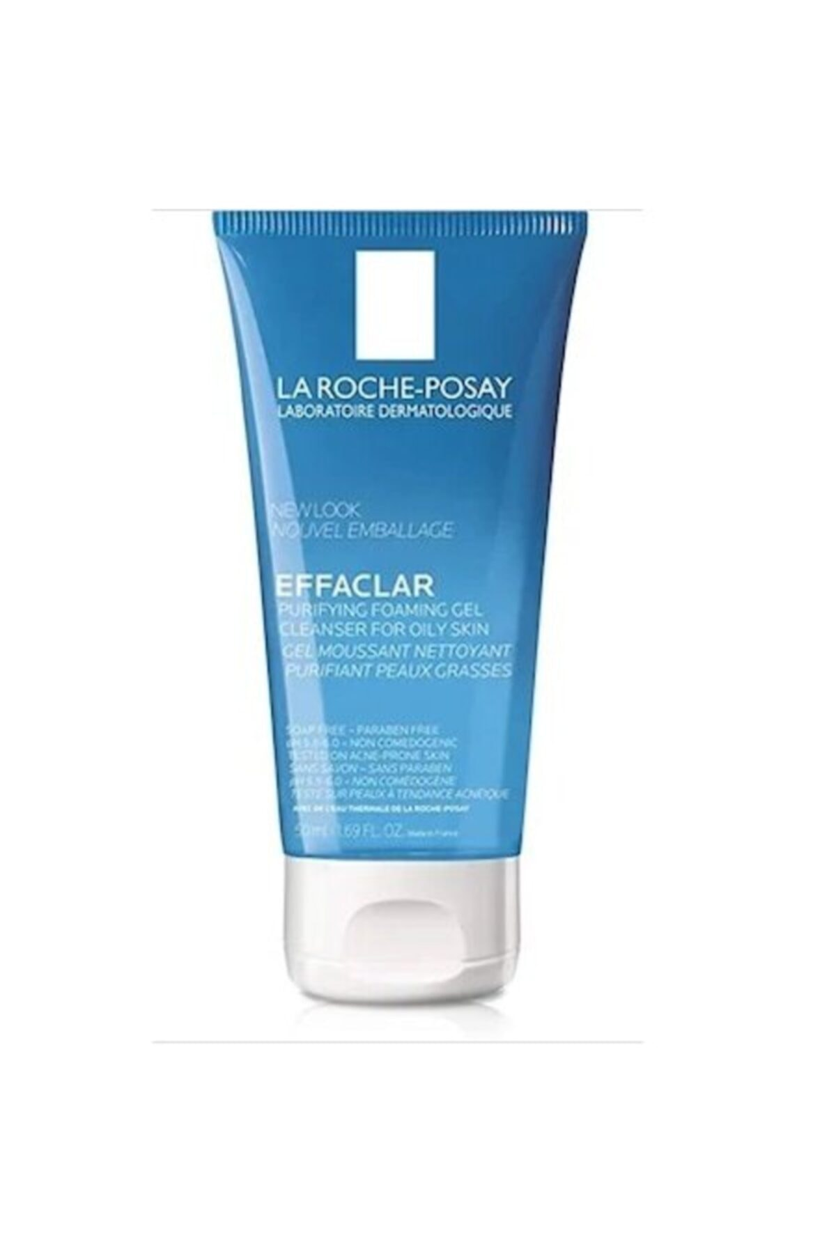 La Roche Posay Effaclar Gel 50 ml (Seyahat Boy) 1