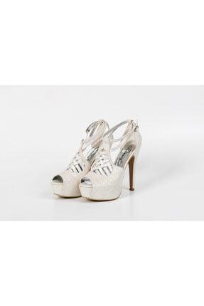 Karaca Kadın Simli Örgü Ayakkabı