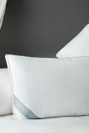 Madame Coco Lili Kaz Tüyü Yastık - Beyaz