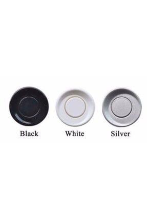 Techmaster Yedek Park Sensörü Gözü Tekli 18.5mm Beyaz