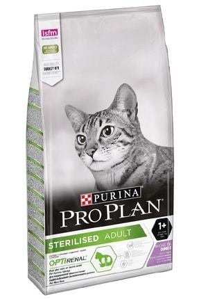 Proplan Hindili ve Tavuklu Kısırlaştırılmış Kuru Kedi Maması - 3 kg