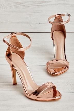 Bambi Kadın Rose Klasik Topuklu Ayakkabı  L06741029