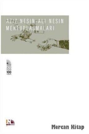 Nesin Yayınları Aziz Nesin - Ali Nesin Mektuplaşmaları (ciltli)