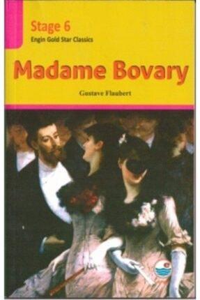 Engin Yayınevi Madame Bovary (Stage 6) CD'li Gustave Flaubert - Gustave Flaubert