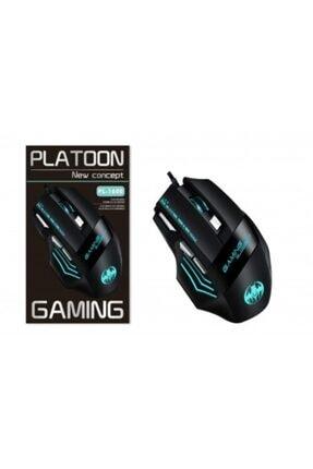 Platoon Kutulu Usb Oyun Oyuncu Gaming Mouse