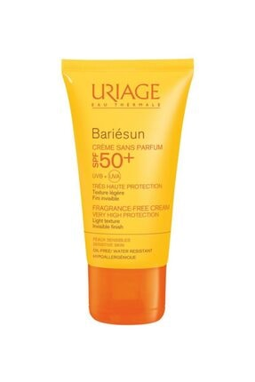 Uriage Urıage Bariesun Fragrance-free Cream Spf50+ 50 Ml