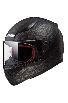LS2 Rapid Crypt Full Face Motosiklet Kaskı